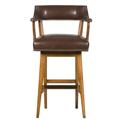 Captains Bar Stool L64-BS