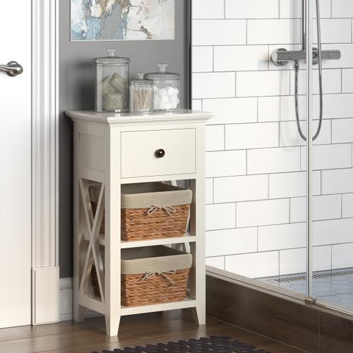 Accentrics Home - Basket Bathroom Storage