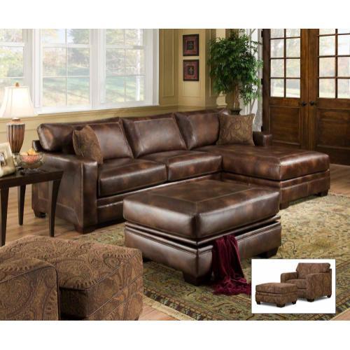 Simmons Upholstery - Laf Full Sleeper