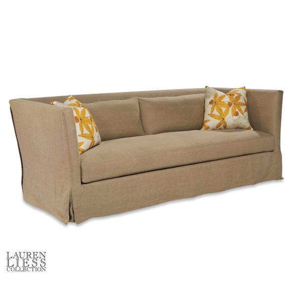 Shelter Slipcovered Sofa