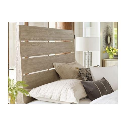 Kincaid Furniture - Incline Oak Queen Bed Low Footboard - Complete