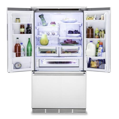 "36"" French-Door Bottom-Freezer - RVRF3361"