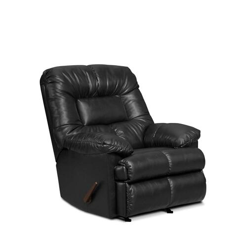 Simmons Upholstery - Power Rocker Recliner