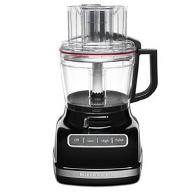 11-Cup Food Processor with ExactSlice™ System - Onyx Black