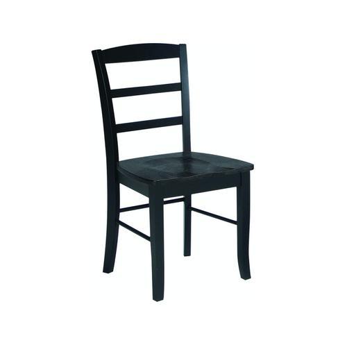 Madrid Chair in Black