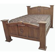 Estate Queen Bed With Star