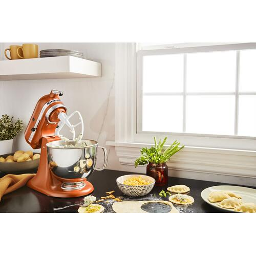 Artisan® Series 5 Quart Tilt-Head Stand Mixer - Scorched Orange