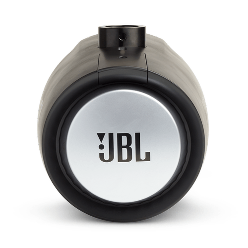 "JBL Tower X Marine MT6HLB 6-1/2"" (160mm) enclosed two-way marine audio tower speaker with 1"" (25mm) horn loaded compression tweeter - Black"