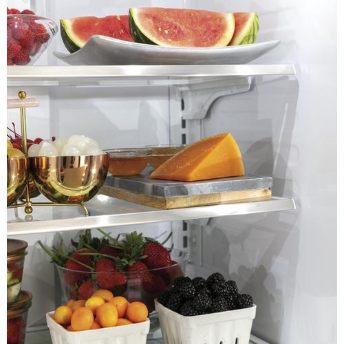Café™ ENERGY STAR® 23.1 Cu. Ft. Smart Counter-Depth French-Door Refrigerator