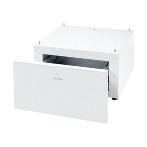 MieleWTS 510 - Built-under plinth with drawer for more convenient loading and unloading due to higher installation.