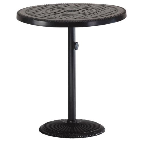 """Gensun Casual Living - Pedestal Table Pole For 42"""" Bar Height Table with Pedestal Table Base"""