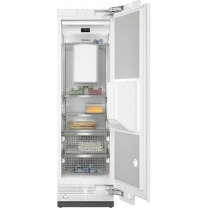 F 2661 Vi MasterCool freezer For high-end design and technology on a large scale.