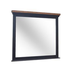 Bear Creek Mirror, Brown