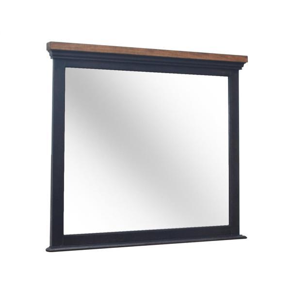 See Details - Bear Creek Mirror, Brown