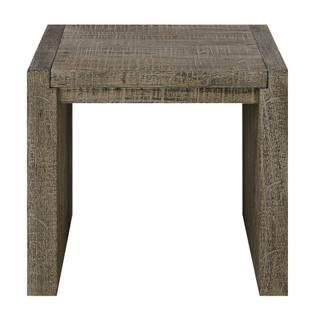 Cubix Square End Table