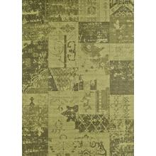 Runway Collection Donatella Lime Rugs
