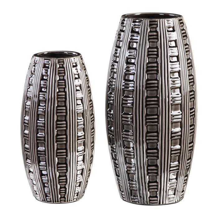 Uttermost - Aura Vases, S/2