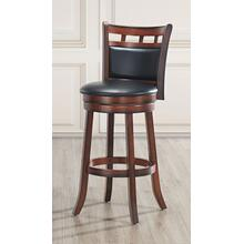 1027 Swivel Stool - 24""