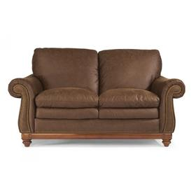 Belvedere Fabric Loveseat