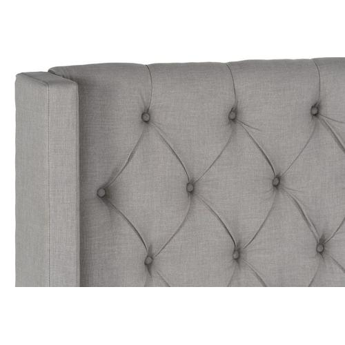 Gallery - Westerly Queen Bed, Light Grey
