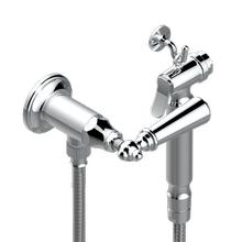See Details - Handheld spray bidet with hose, elbow and hook