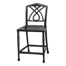 View Product - Terrace Cushion Stationary Bar Stool w/o Arms - Welded