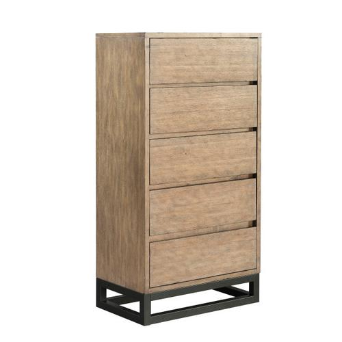 Natural Industrial Chest