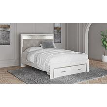 Altyra Queen Storage Footboard