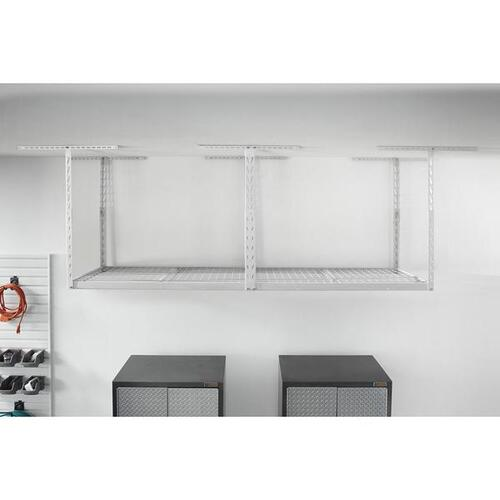 Overhead GearLoft Storage Rack 2 x 8