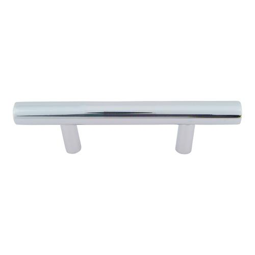 Linea Rail Pull 3 Inch (c-c) - Polished Chrome