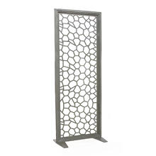Stationary Room Divider, Honey