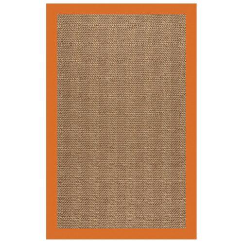 Gallery - Islamorada-Herringbone Canvas Tangerine