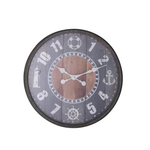 Gulf Coast Wall Clock