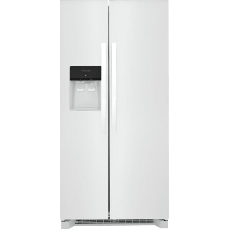 22.3 Cu. Ft. 33'' Standard Depth Side by Side Refrigerator