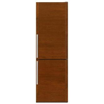 "JennAir™ 10 Cu. Ft. 24"" Width Built-In Panel Ready Bottom Mount Refrigerator"