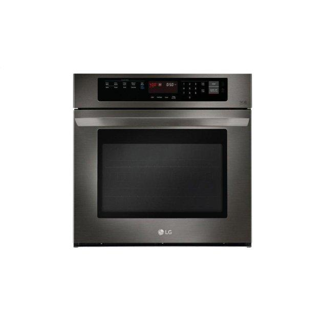 LG Appliances 4.7 cu. ft. Single Built-In Wall Oven