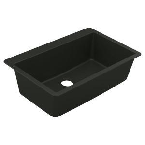 Granite Series granite granite single bowl undermount or drop in sink Product Image