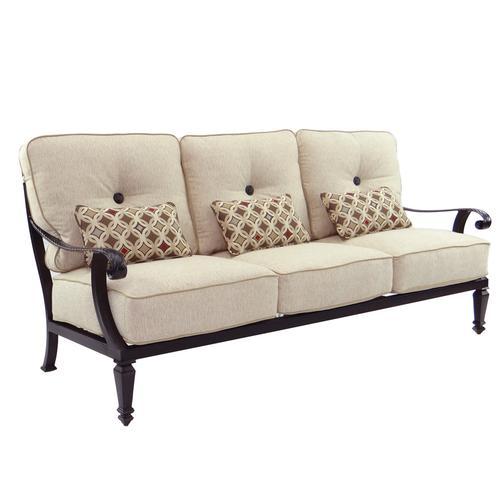 Castelle - Bellagio Cushioned Sofa