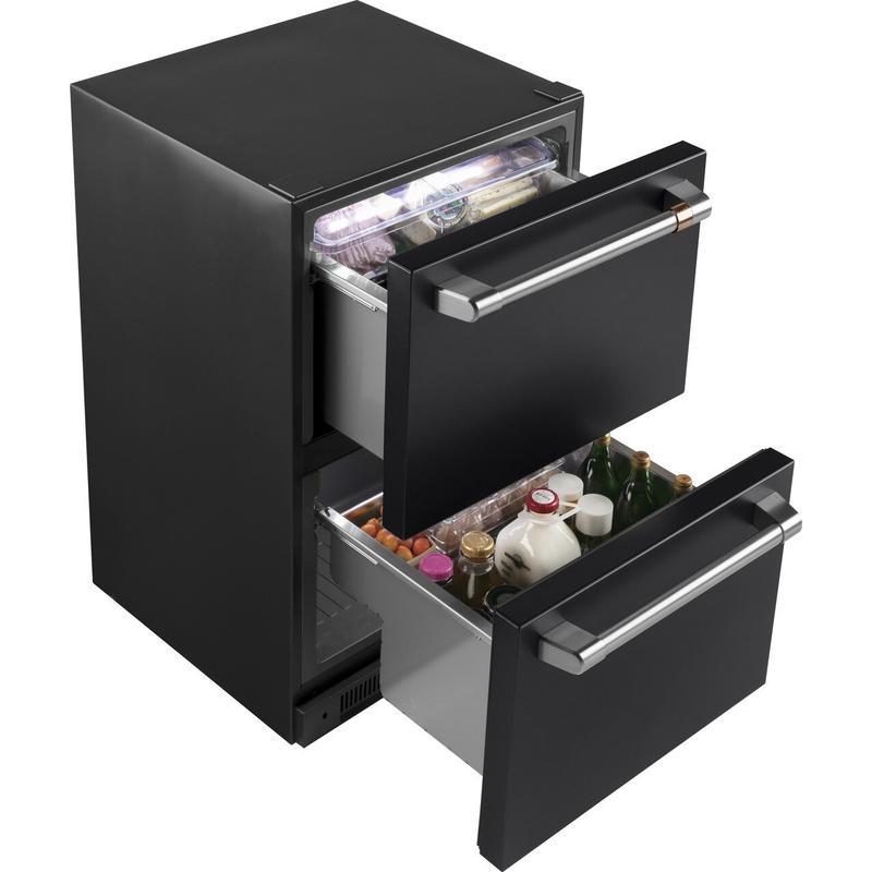 Café™ 5.7 Cu. Ft. Built-In Dual-Drawer Refrigerator