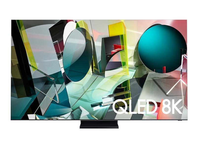 "Samsung85"" Class Q900ts Qled 8k Uhd Hdr Smart Tv (2020)"