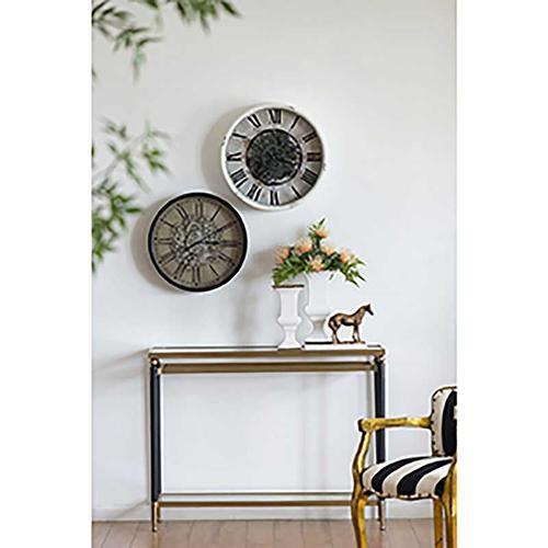A & B Home - Vintage Gear Wall Clock