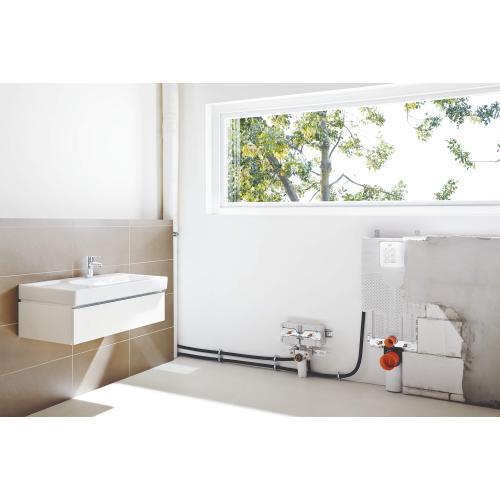 Uniset Element for Bidet With Eps Housing