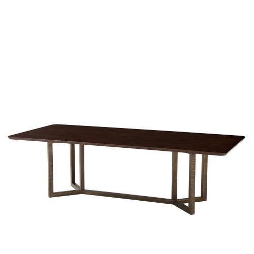 Theodore Alexander - Rosemont Dining Table - Rectangular Ash Top