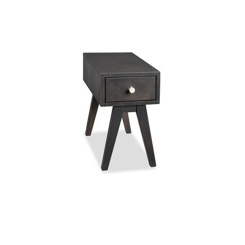 Handstone - Tribeca Chairside Table with Drawer