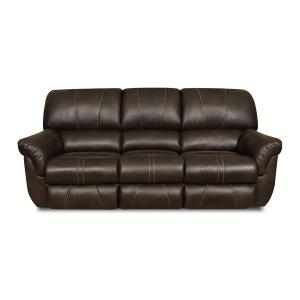 Simmons Upholstery - Double Motion Sofa w/ Power
