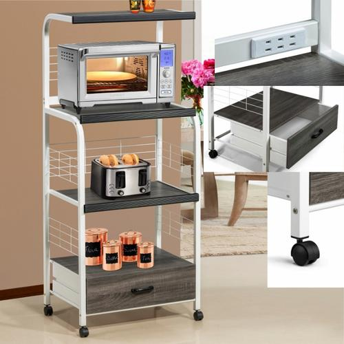Kitchen Shelf On Cas