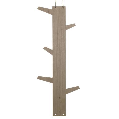 "12"" x 31.5"" Hanging Wood Branch"