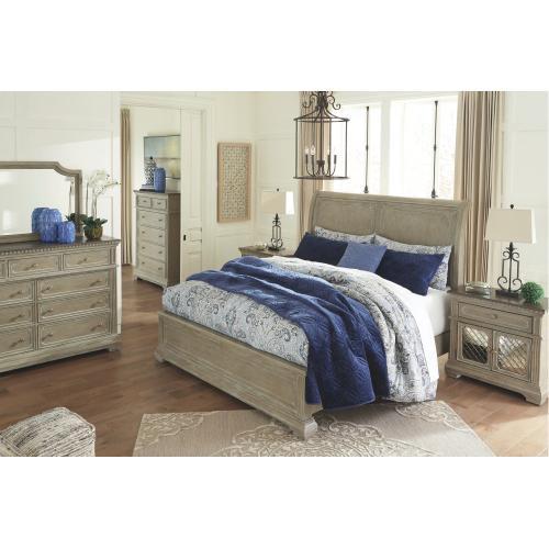 Borlend Queen Sleigh Bed