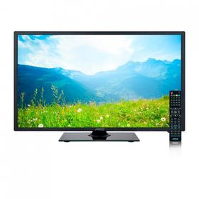 "TV1705-24 24"" LED 760P HDTV 1xHDMI Headphone RGB & Component Inputs With Remote"