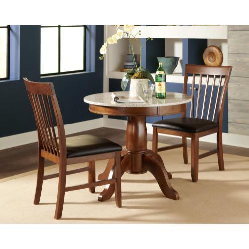 """A America - 34"""" Round Granite Table"""